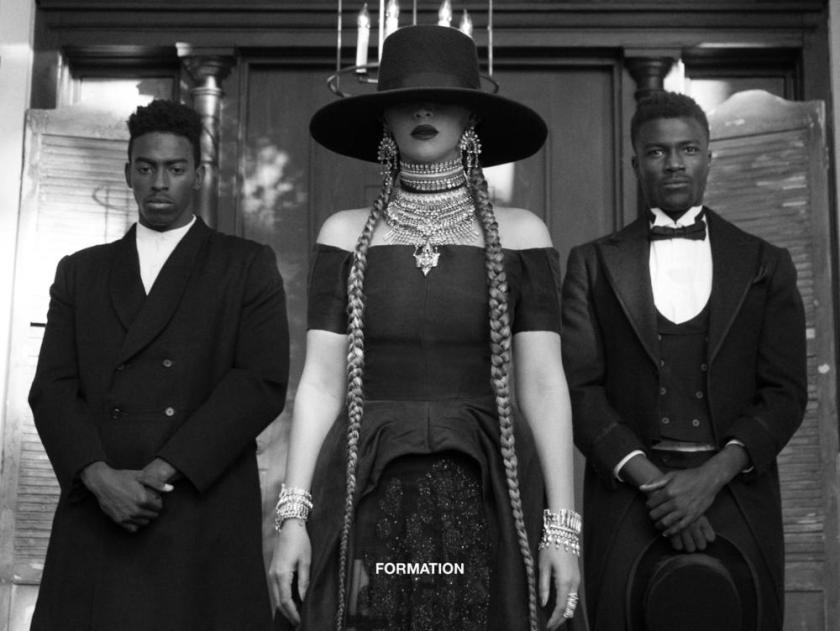 Beyonce formation still
