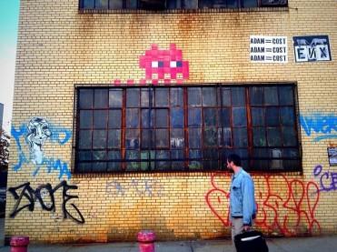 Space Invader (street artist)
